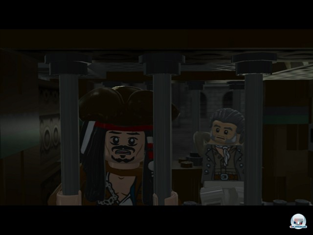 Screenshot - Lego Pirates of the Caribbean - Das Videospiel (360) 2221354