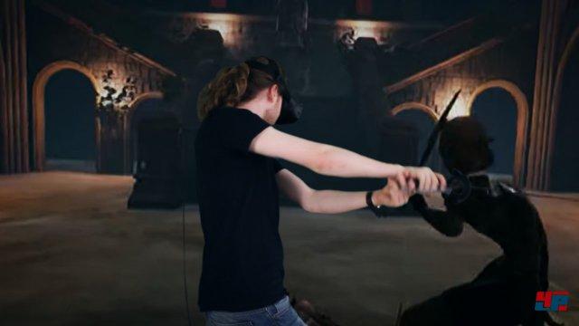 Screenshot - Orc Hunter VR (HTCVive)