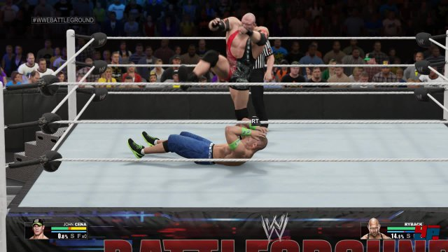 Screenshot - WWE 2K15 (PC) 92504214