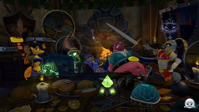 Screenshot - Sly Cooper: Jagd durch die Zeit (PlayStation3) 2359442