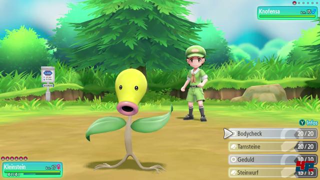 Screenshot - Pokémon: Let's Go, Pikachu! & Let's Go, Evoli! (Switch) 92577623