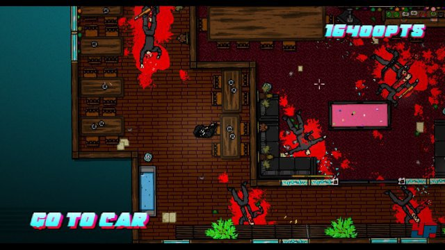 Screenshot - Hotline Miami 2: Wrong Number (PC)