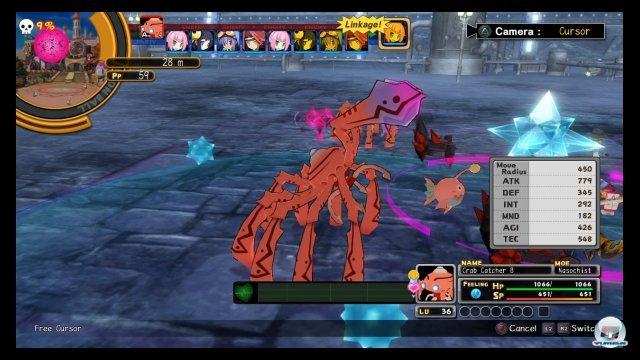Screenshot - Mugen Souls (PlayStation3)