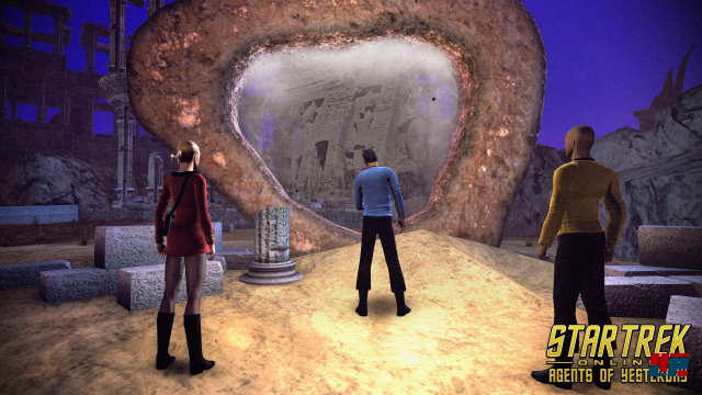 Screenshot - Star Trek Online (PS4)
