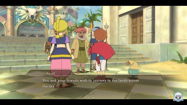 Screenshot - Ni No Kuni: Der Fluch der Weißen Königin (PlayStation3) 2376147