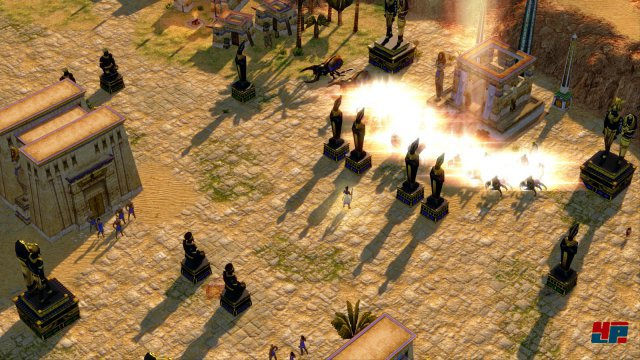 Screenshot - Age of Mythology (PC)