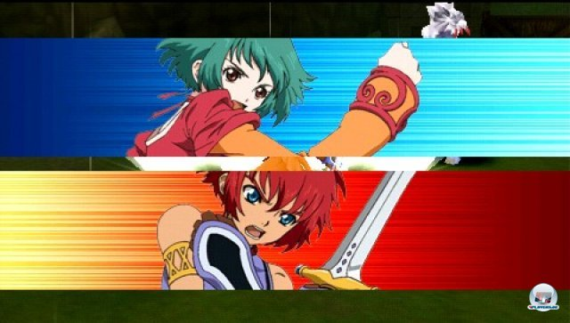Screenshot - Tales of the Heroes: Twin Brave (PSP) 2287367