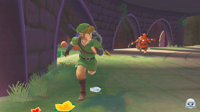 Screenshot - The Legend of Zelda: Skyward Sword (Wii) 2243434