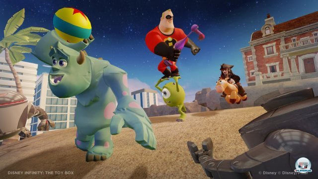 Screenshot - Disney Infinity (360) 92438202