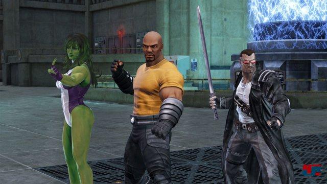 Screenshot - Marvel Heroes Omega (One) 92549324