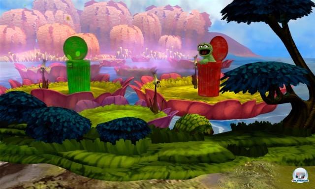 Screenshot - Sesamstraße: Es war einmal ein Monster (360) 2246802