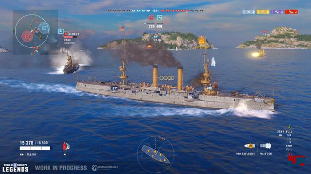 Screenshot - World of Warships (PS4) 92572398