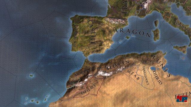 Screenshot - Europa Universalis 4 (Linux)