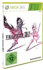 Alle Infos zu Final Fantasy 13-2 (360)