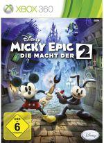 Alle Infos zu Micky Epic: Die Macht der 2 (360)