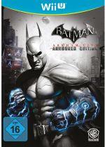 Alle Infos zu Batman: Arkham City - Armoured Edition (Wii_U)