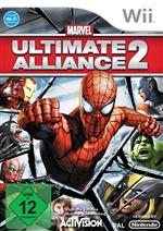 Alle Infos zu Marvel: Ultimate Alliance 2 (Wii)