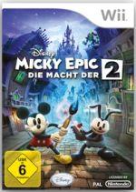 Alle Infos zu Micky Epic: Die Macht der 2 (Wii)