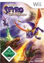 Alle Infos zu The Legend of Spyro: Dawn of the Dragon (Wii)