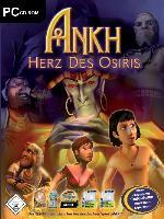 Alle Infos zu Ankh - Herz des Osiris (PC)