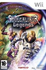 Alle Infos zu Soulcalibur Legends (Wii)