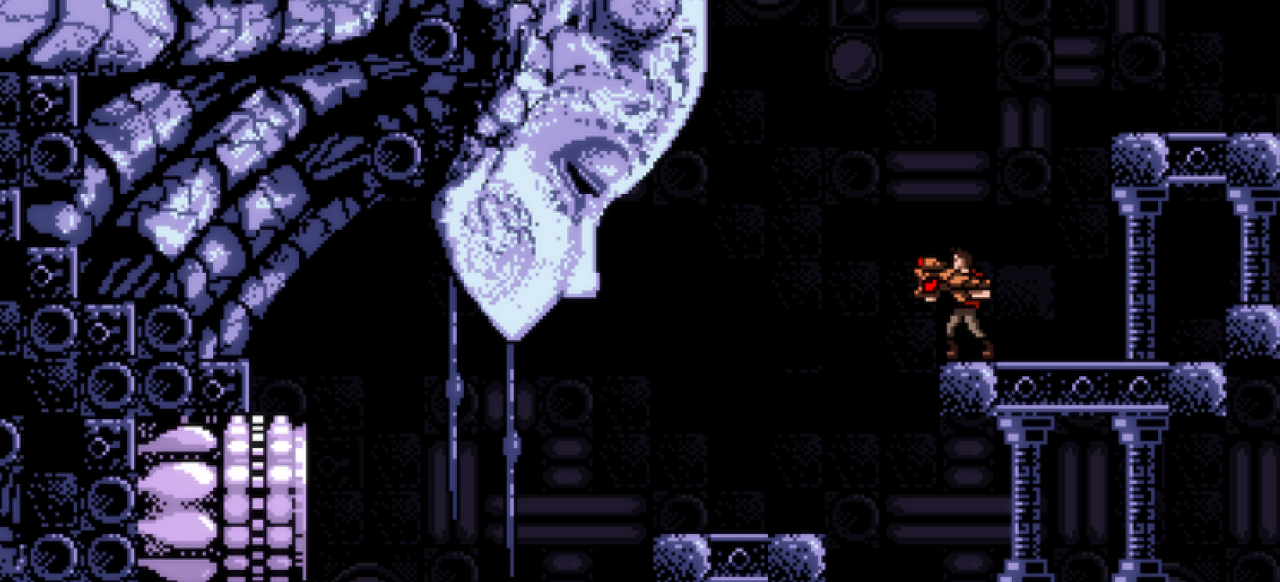 Axiom Verge (Action) von Thomas Happ Games