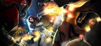 """Ion Maiden: """"Heskel's House of Horrors""""-Update für den Retro-Shooter veröffentlicht"""
