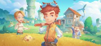 My Time at Portia: Sandbox-Rollenspiel ist in den Early Access gestartet