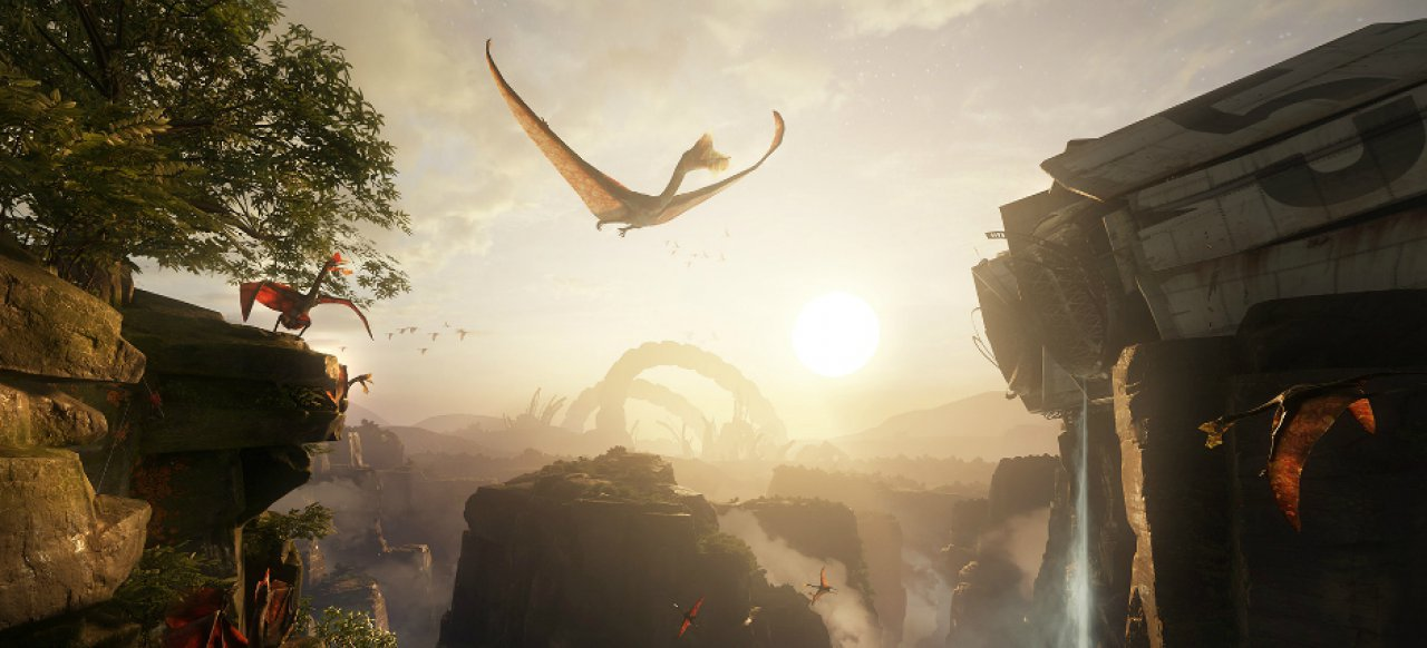 Back to Dinosaur Island 2 (Adventure) von Crytek