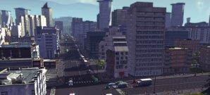 Großer Städtebau mit schwacher Technik