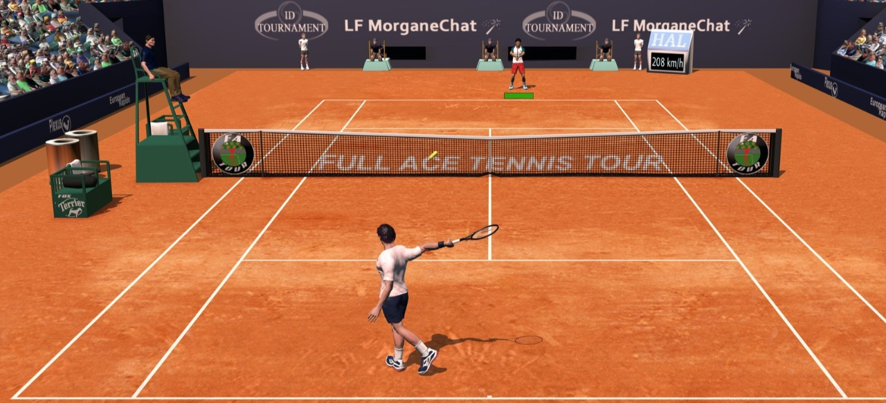Full Ace Tennis Simulator (Sport) von Whippering