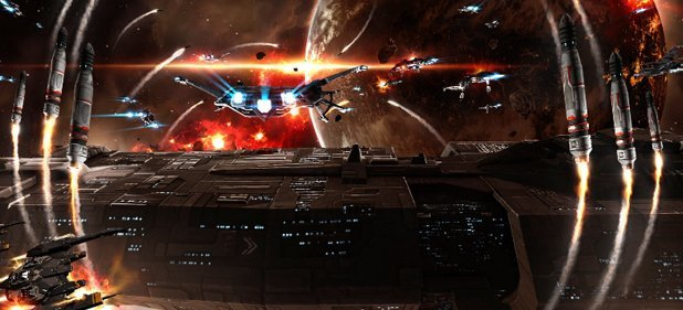 EVE Online: Inferno (Rollenspiel) von CCP (Crowd Control Productions)