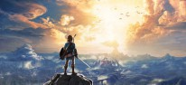 The Legend of Zelda: Breath of the Wild: Alternatives Ende, Physik-Engine, wenig große und viele kleine Dungeons; kein Dual Audio