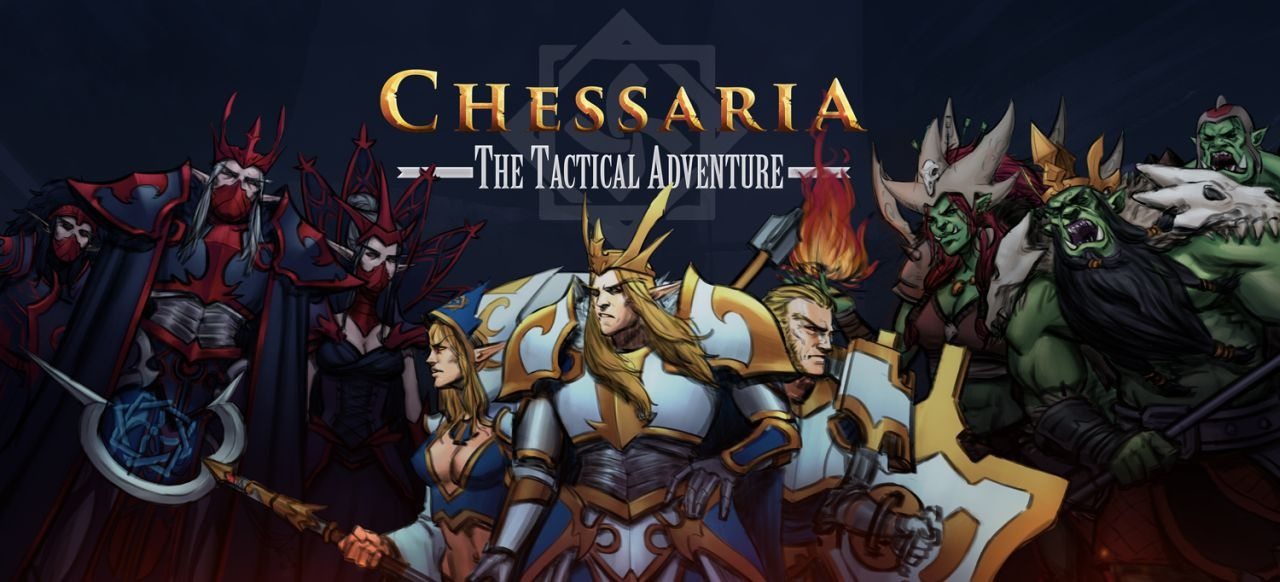 Chessaria: The Tactical Adventure (Strategie) von Pixel Wizards