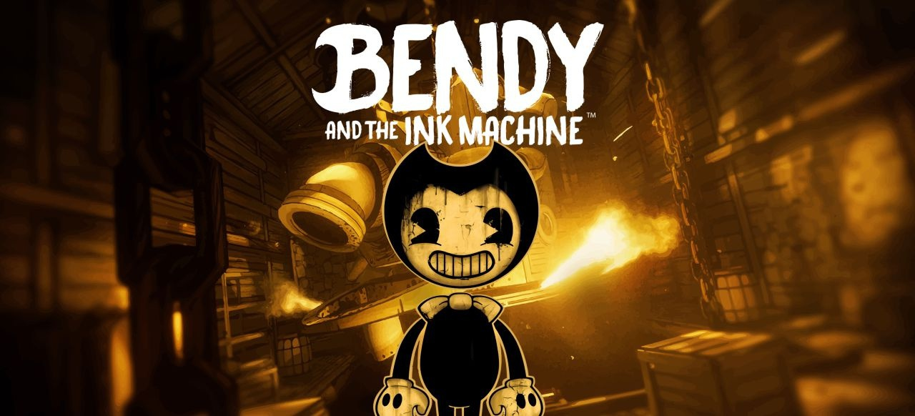 Bendy And The Ink Machine (Action) von Joey Drew Studios / Maximum Games