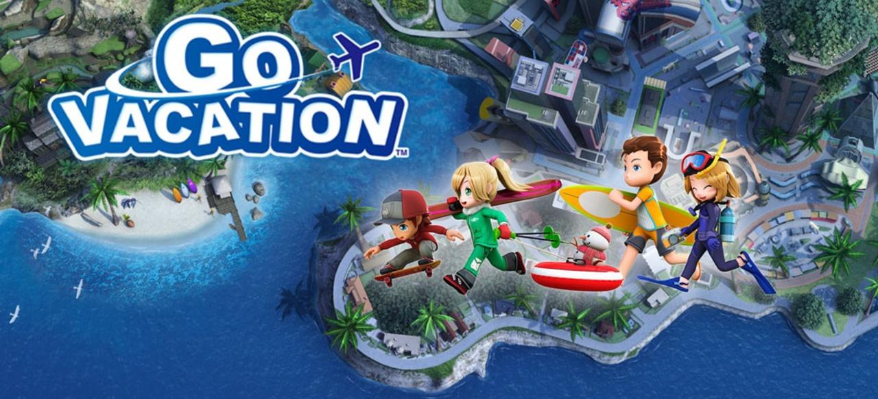 Go Vacation (Geschicklichkeit) von Namco Bandai / Nintendo