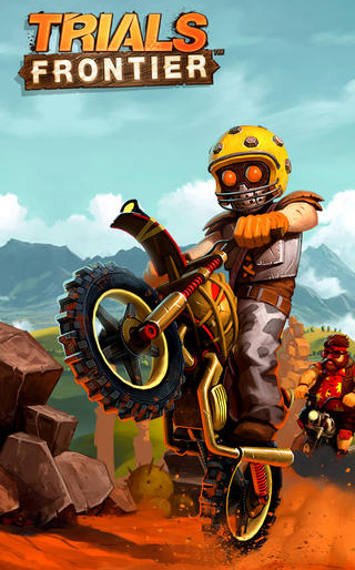 Alle Infos zu Trials Frontier (iPhone,iPad)
