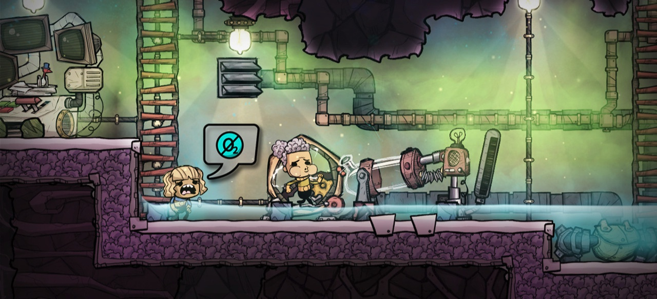 Oxygen Not Included (Simulation) von