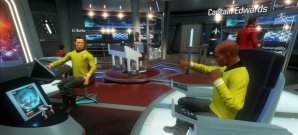 An Bord der USS Aegis wird das großartige Potenzial der Virtual Reality greifbar