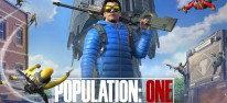 Population: One: Battle-Royale für Rift, Vive und Windows Mixed Reality vorgestellt