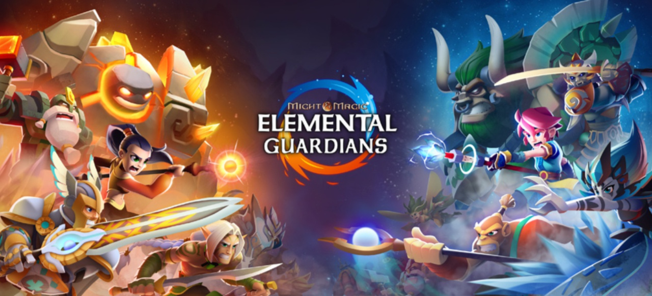 Might & Magic Elemental Guardians (Rollenspiel) von Ubisoft