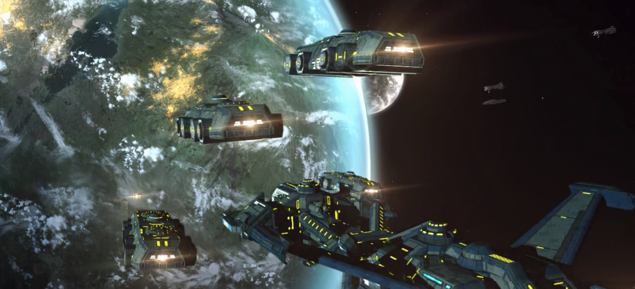 Galactic Civilizations 3 (Strategie) von Stardock