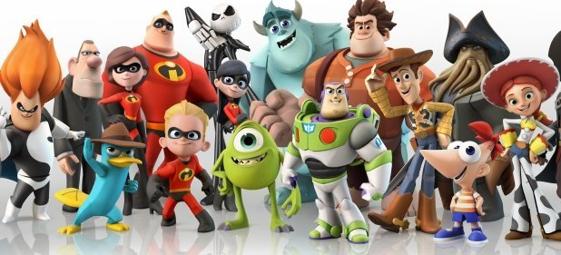 Disney Infinity (Action) von Disney Interactive