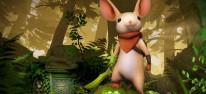 Magisches Action-Adventure mit Mäusehelden