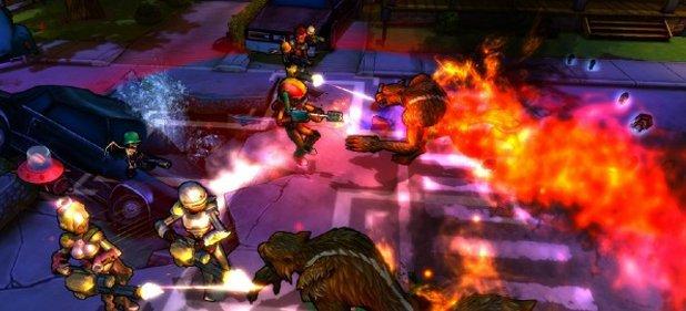 Monster Madness Online (Shooter) von Trendy Entertainment