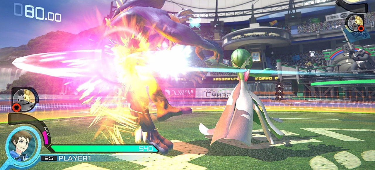 Pokémon Tekken DX (Action) von Nintendo