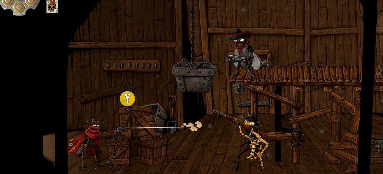 Blood will be Spilled (Action) von Doublequote Studio