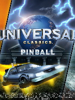 Alle Infos zu Universal Classics Pinball (XboxOne)
