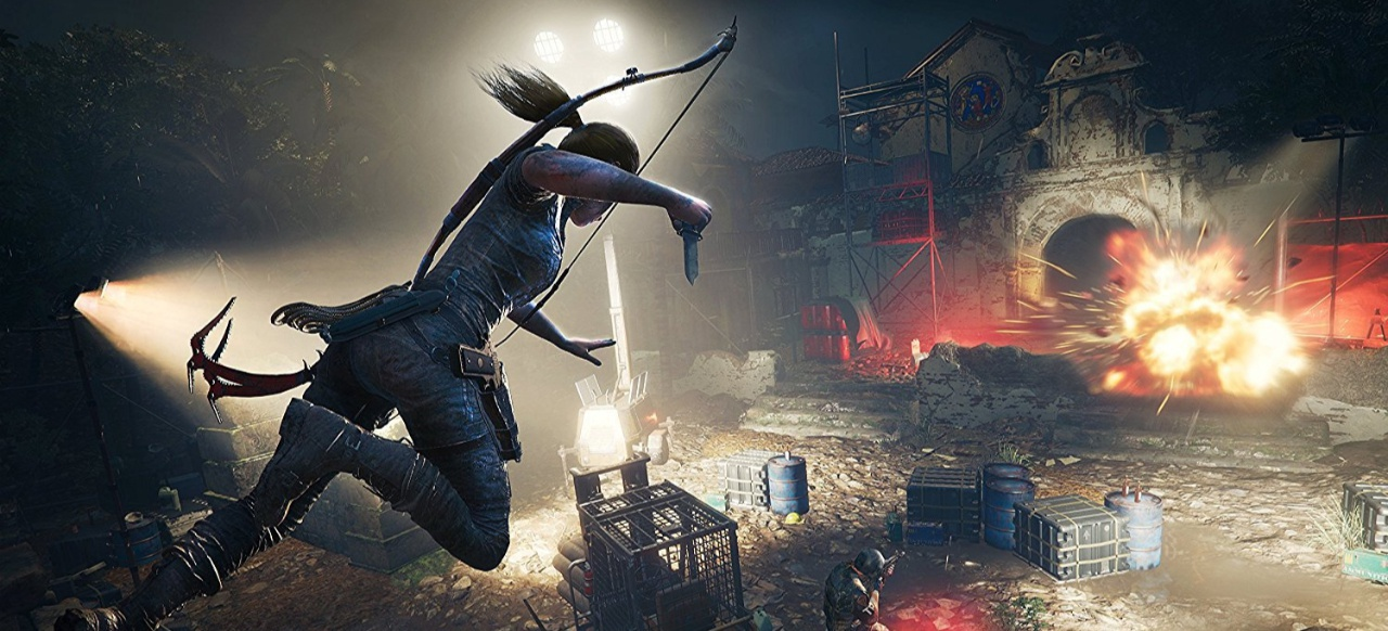 Mit Lara Croft gegen die Apokalypse