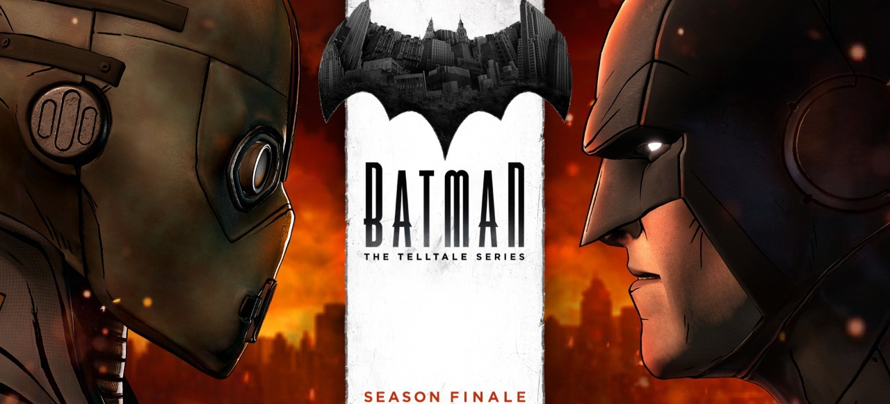 Batman: The Telltale Series (Adventure) von Warner Bros. Interactive Entertainment